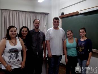 Centro academica de comunicacao uninter