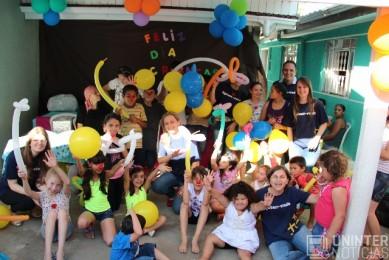 Ciencias Contabeis do Centro Universitario Internacional UNINTER visitaram o Nucleo de Apoio as Criancas com Cancer do Parana-24
