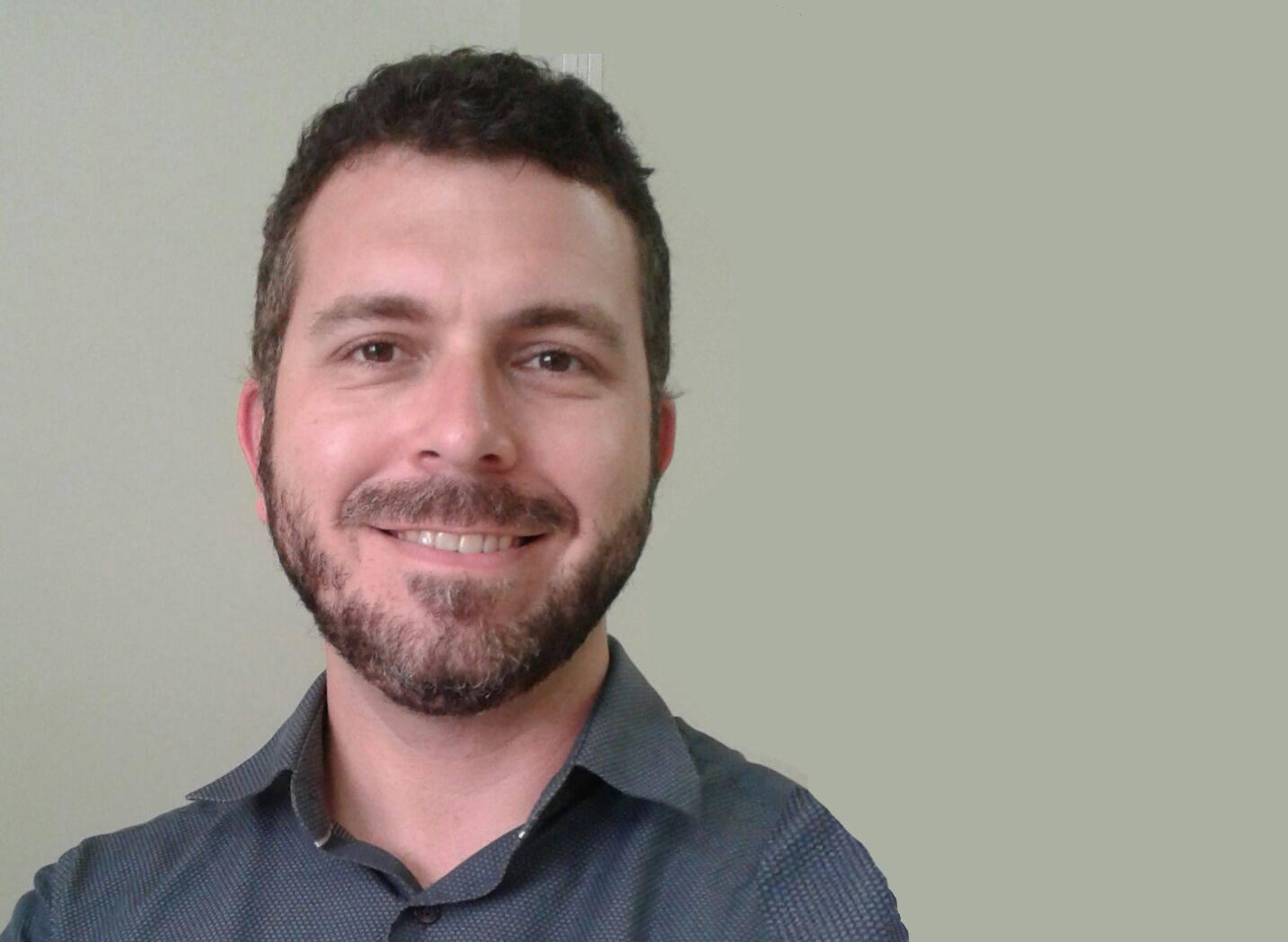 Celso Giancarlo Mazo, coordenador aprovado em seleção de mestrado.