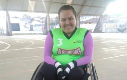Tainá Santos- jogadora de rugby adaptado.2