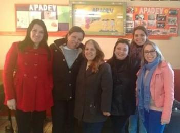 visita a APADEV