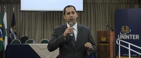 Jailson Araújo coordenador do curso de Direito