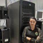 Os dois mundos de Leila: das operações policiais nas ruas para o mundo cibernético