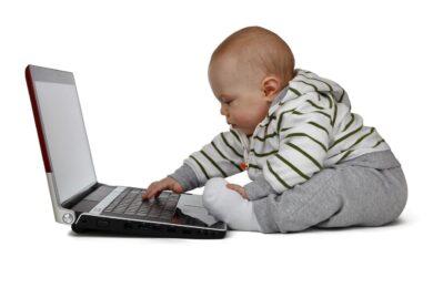 Crianças precisam ser educadas para lidar com a tecnologia