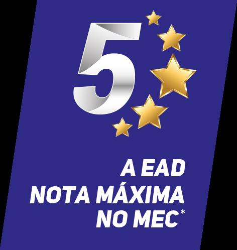 A EAD nota máxima no MEC